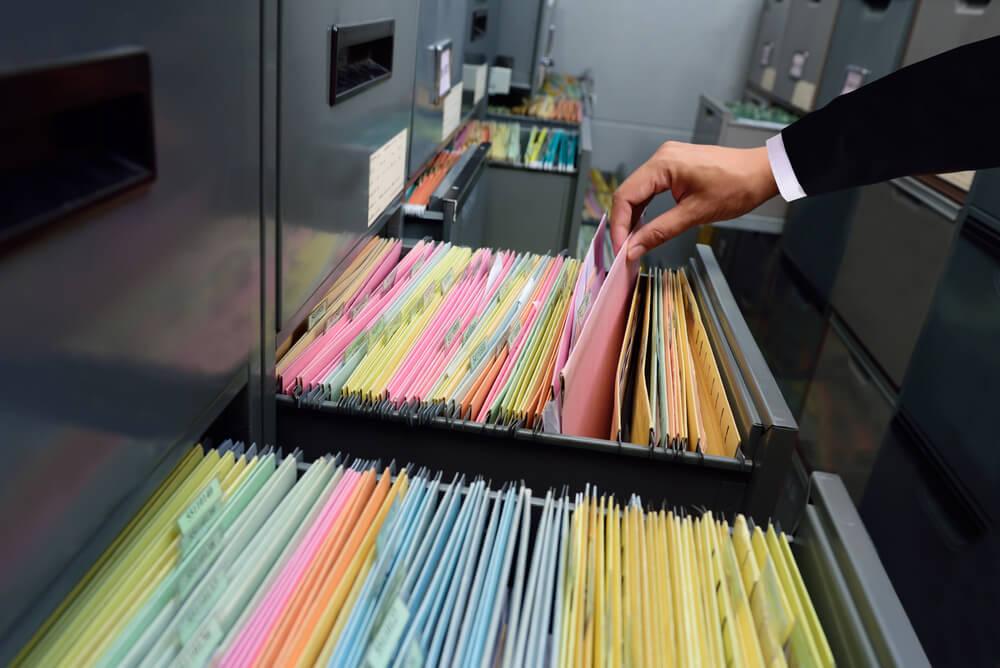 Formas de archivar