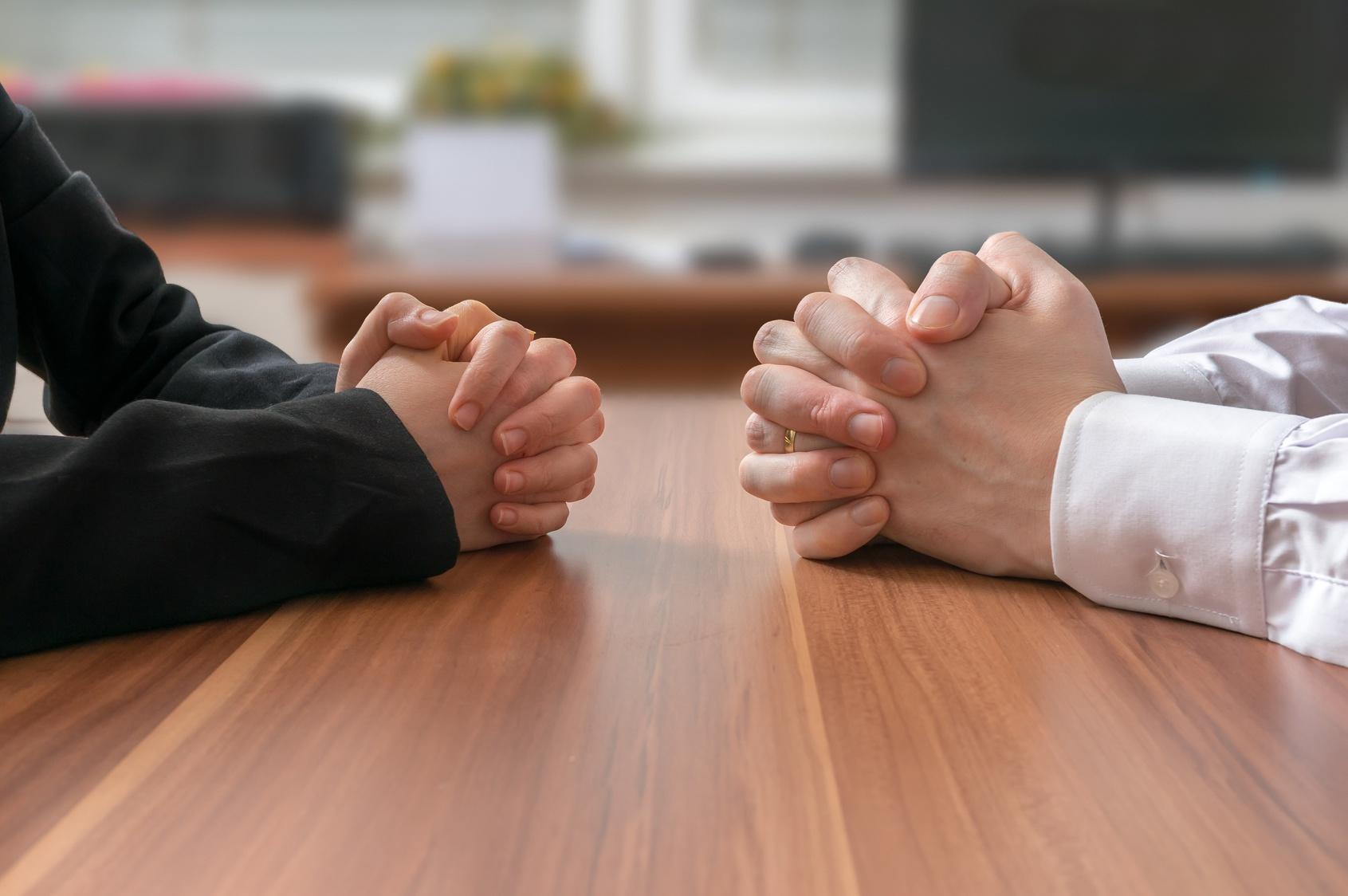 Formas de resolver un conflicto